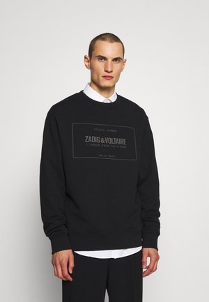 SIMBA BLASON - Sweatshirt - noir
