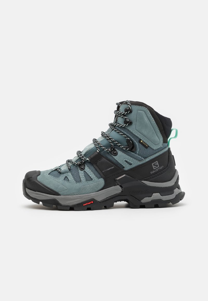 Salomon - QUEST 4 GTX - Outdoorschoenen - slate/trooper/opal blue