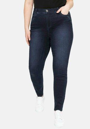 Jeans Skinny Fit - blue black denim