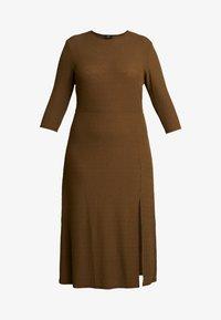 River Island Plus - Day dress - khaki - 5