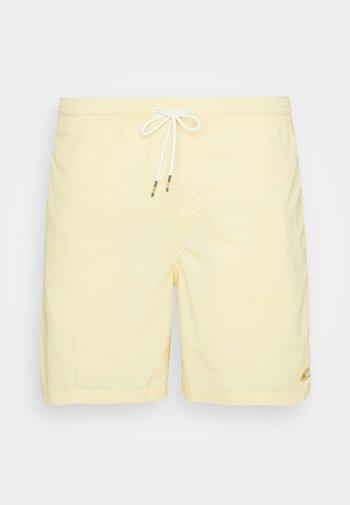 VERT - Swimming shorts - gold haze