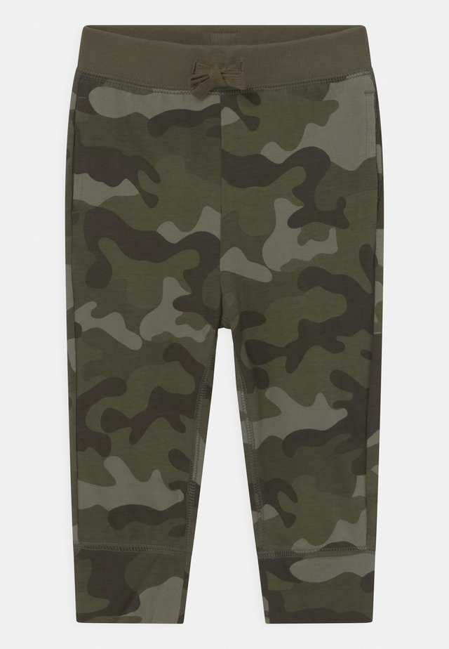 TODDLER BOY - Trousers - green