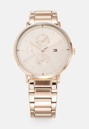 JENNA - Watch - rosegold-coloured