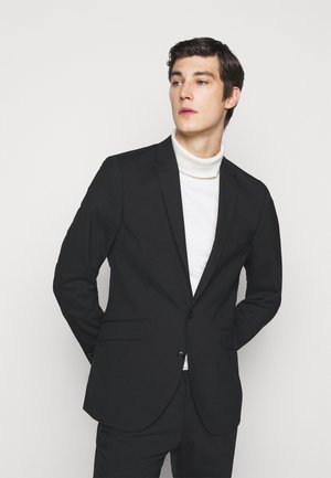 JAMES - Suit jacket - black