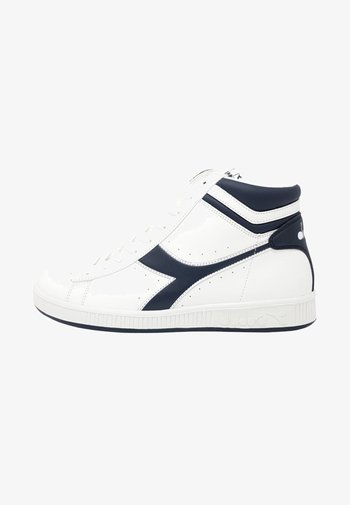GAME - High-top trainers - white/blue