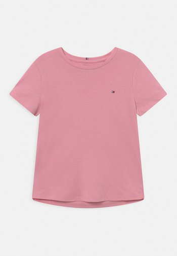 ESSENTIAL - Basic T-shirt - pale primrose