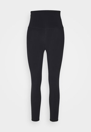 ACTIVE HIGHWAIST CORE 7/8 - Medias - black