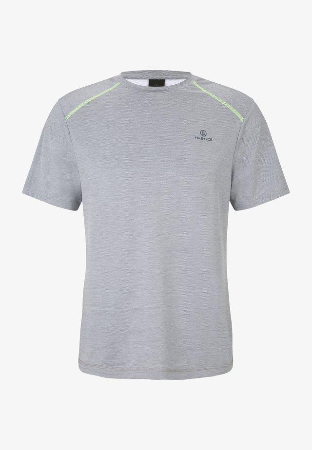 T-shirt de sport - grau