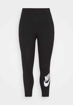 FUTURA  - Leggings - Trousers - black/white
