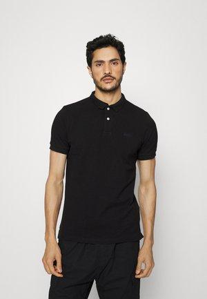 CLASSIC  - Koszulka polo - black