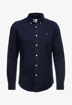 BREWER SLIM FIT - Skjorter - mid indigo