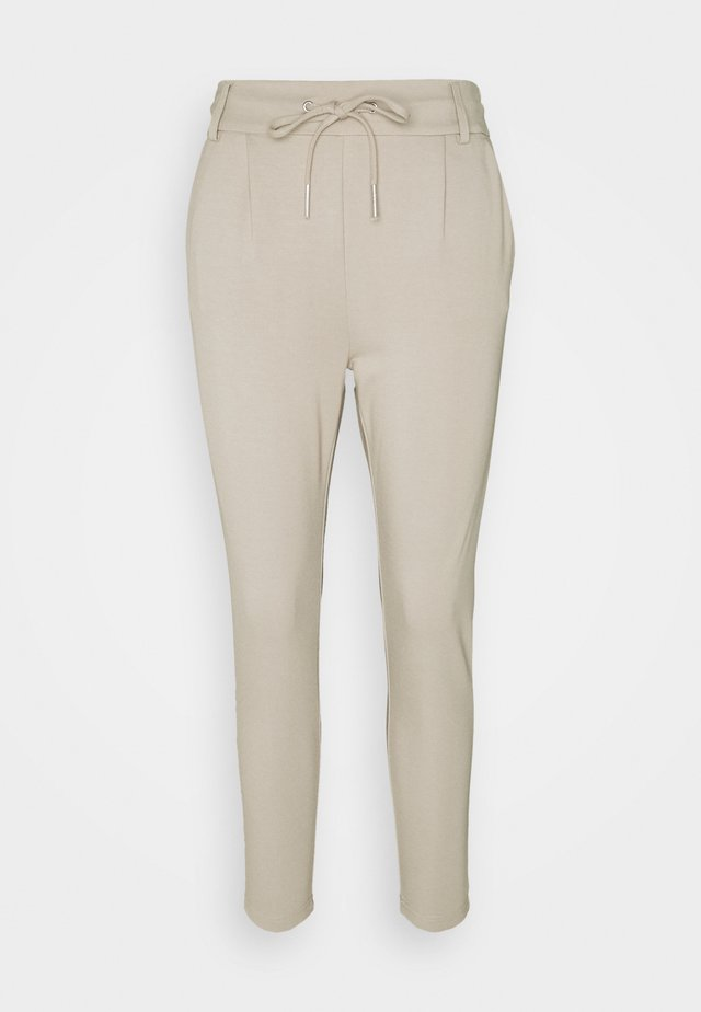 ONLPOPTRASH EASY COLOUR PANT - Pantaloni - pure