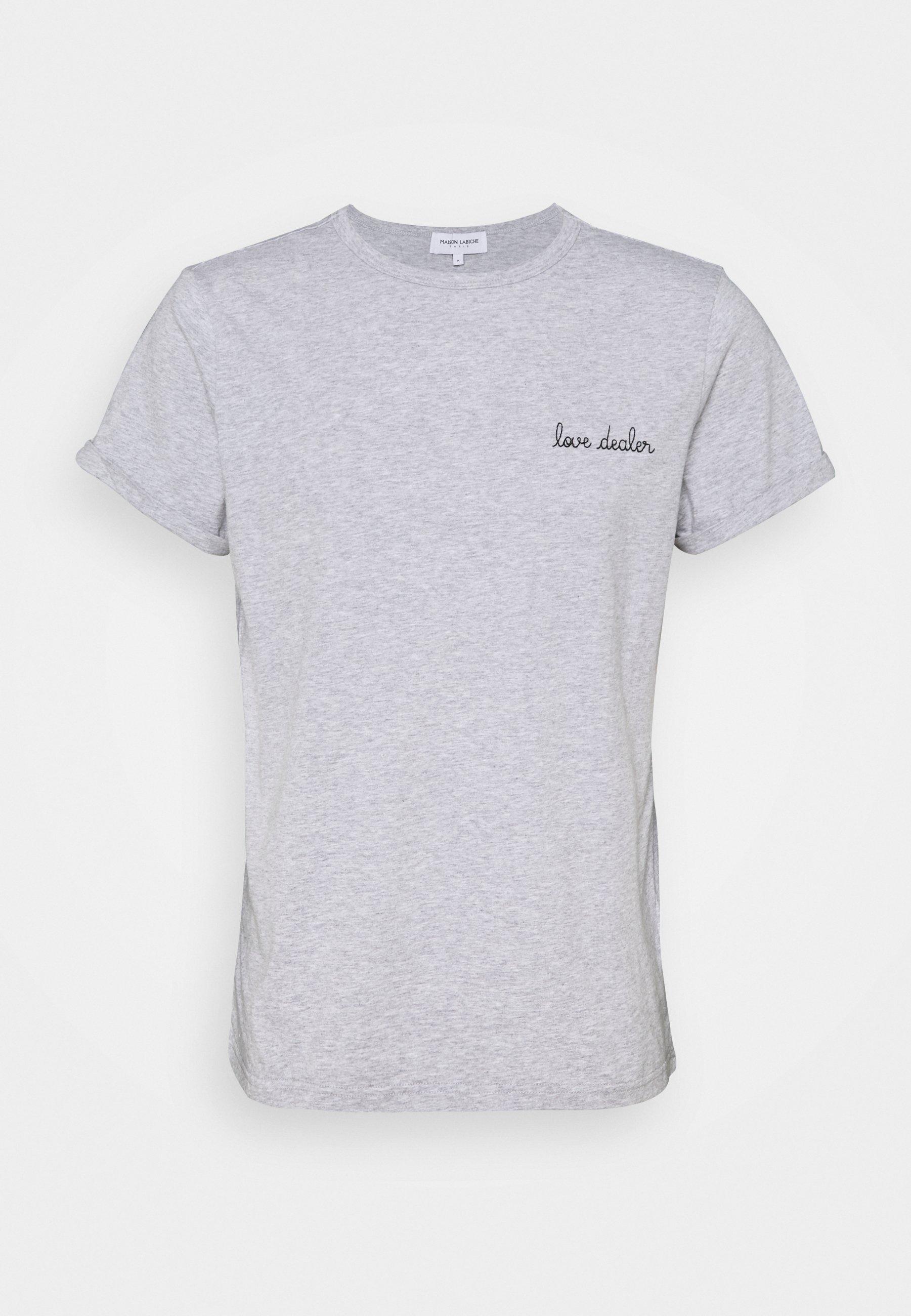 Homme CLASSIC TEE LOVE DEALER - T-shirt imprimé