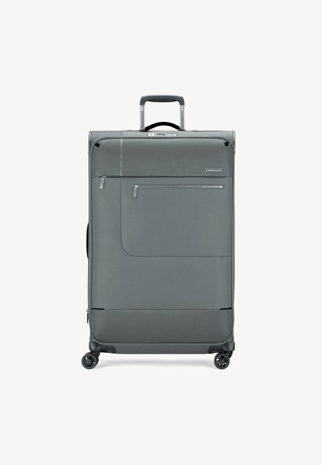 SIDETRACK - Wheeled suitcase - antracite