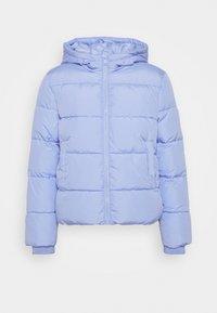 PCBEE NEW SHORT JACKET - Winter jacket - pale iris