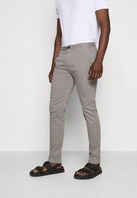 JOOP! Jeans - STEEN - Trousers - light grey - 0