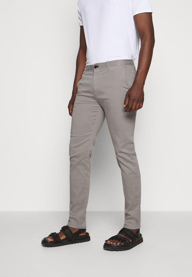 STEEN - Pantalones - light grey