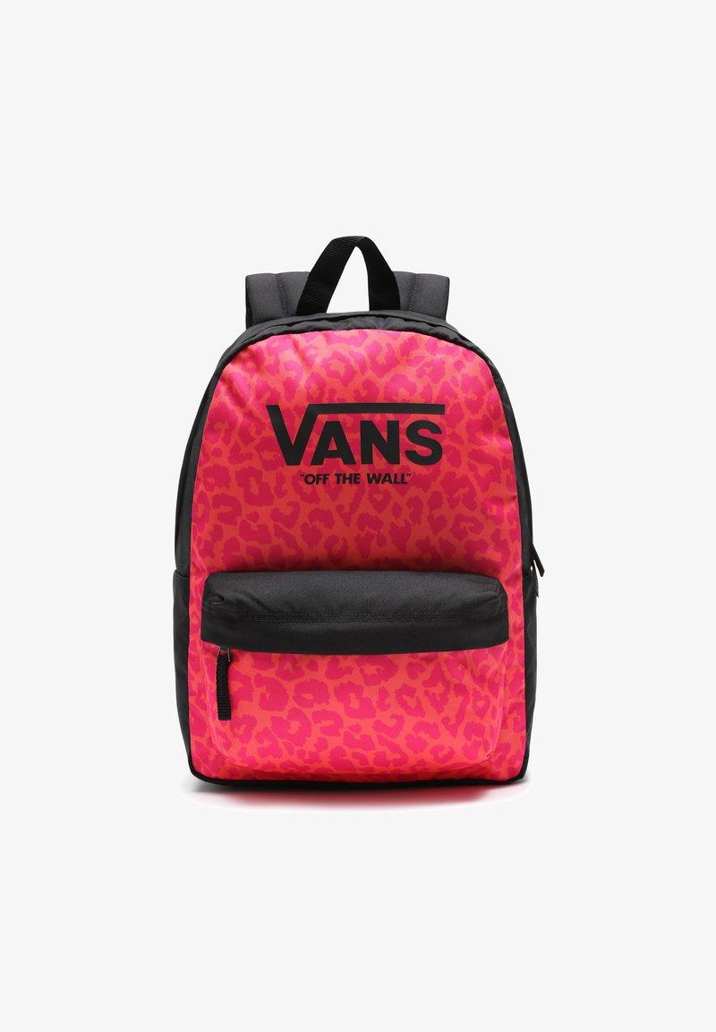 Vans - GR GIRLS REALM BACKPACK - Rucksack - fuchsia purple