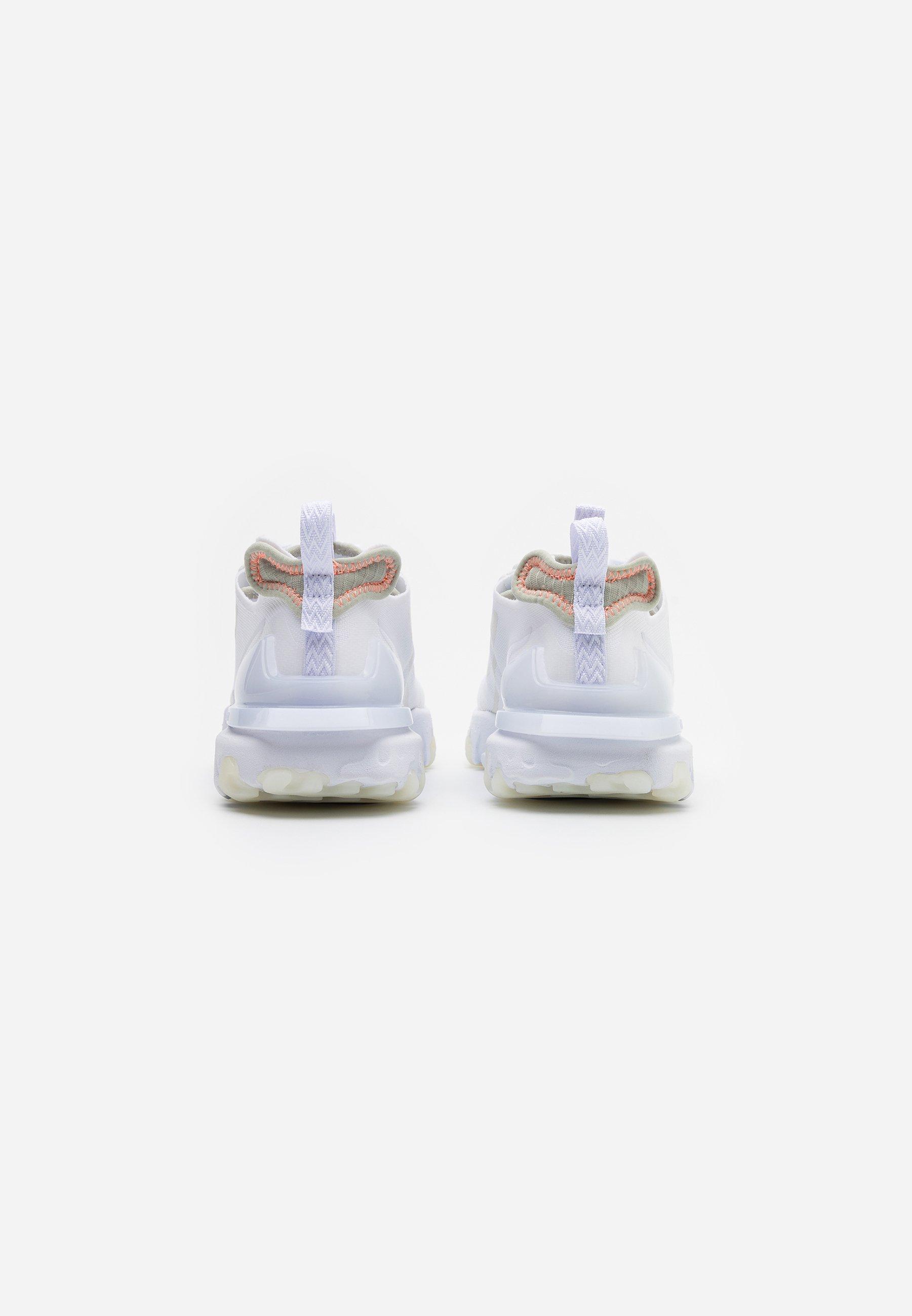 Nike Sportswear React V2 - Sneakers White/sail/stone/atomic Pink