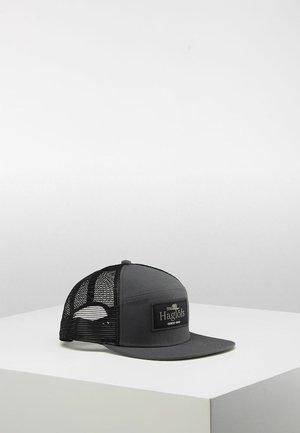 TRUCKER CAP - Keps - magnetite