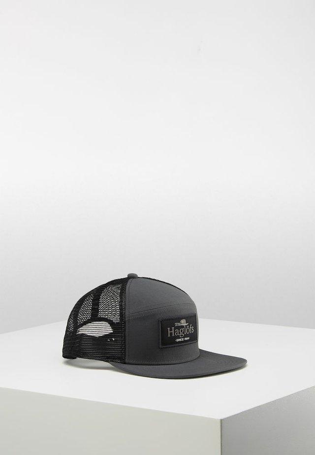 TRUCKER CAP - Cap - magnetite