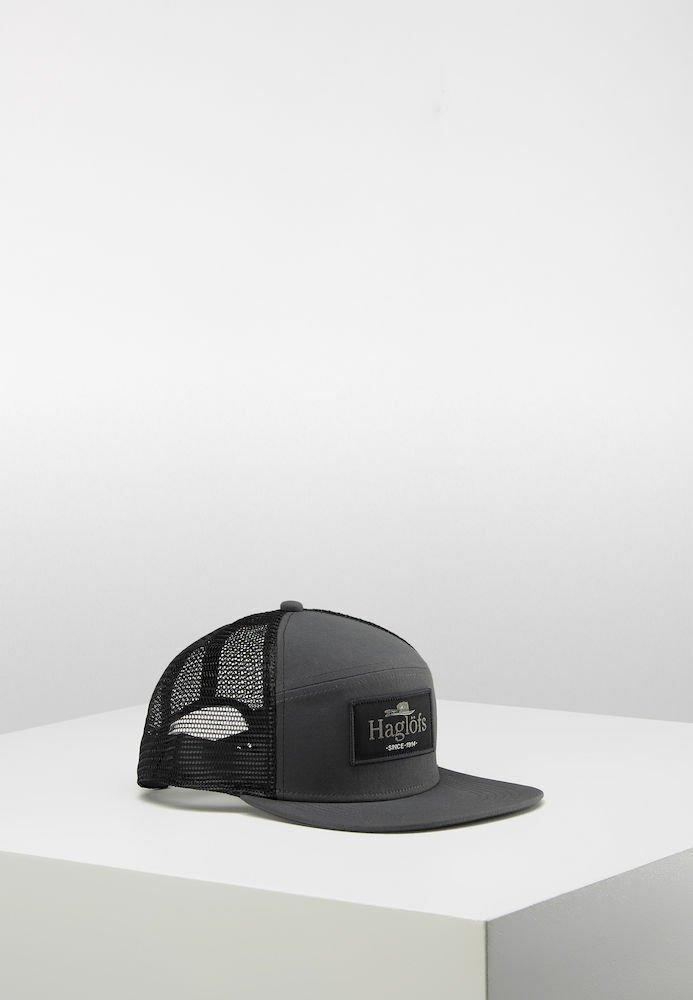 Haglöfs - TRUCKER CAP - Cap - magnetite