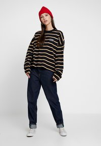 Ragged Jeans - PRAISE - T-shirt à manches longues - black and multi - 1