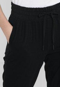 Cotton On Body - STUDIO PANT - Teplákové kalhoty - black - 3