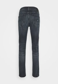 Tommy Jeans - AUSTIN - Jeans Tapered Fit - midnight dark blue - 6