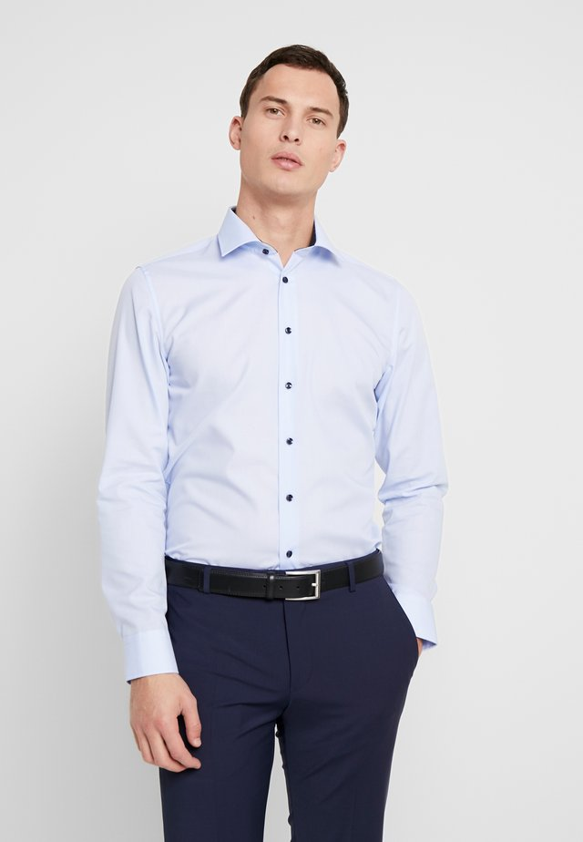 BUSINESS KENT EXTRA SLIM FIT - Kauluspaita - light blue