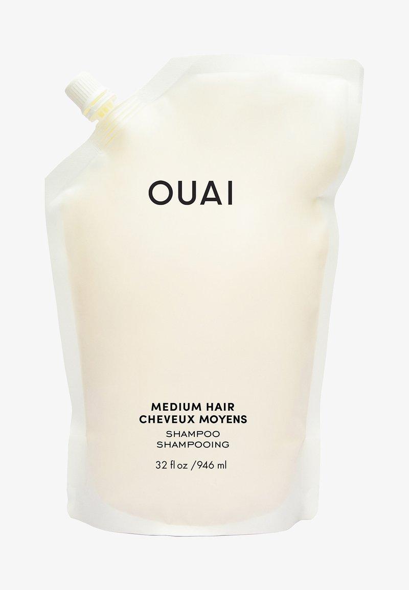 Ouai - MEDIUM HAIR SHAMPOO - REFILL - Shampoo - -