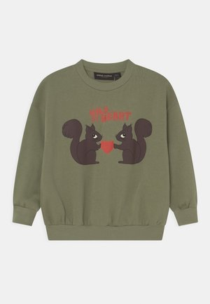 WILD AT HEART UNISEX - Sweatshirt - green