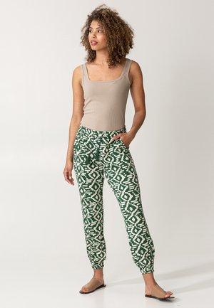RADHAA - Pantalon classique - green