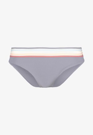 BOSTON ROAD CHEEKY PANT - Bikini bottoms - bluestone