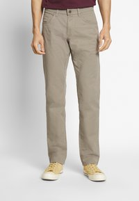 camel active - HOUSTON - Trousers - taupe - 0