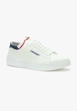 Sneakers laag - white, black