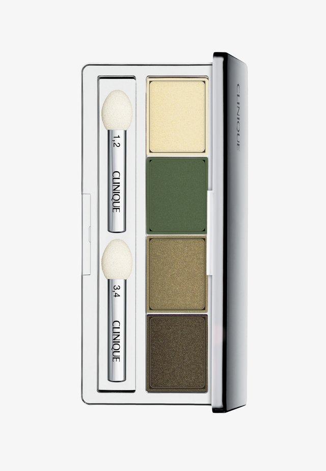 ALL ABOUT SHADOW QUADS - Eyeshadow palette - 05 on safari