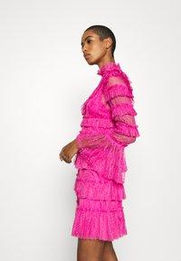 By Malina - DRESS - Vestito elegante - cerise - 3