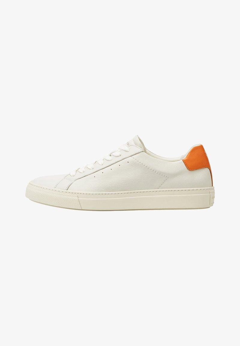Marc O'Polo - OAK - Trainers - offwhite/orange