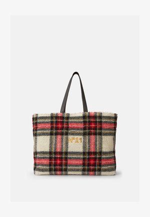 SHOPPER SACCHETTO - Tote bag - white