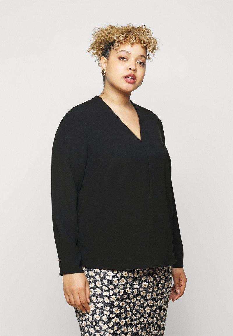 Selected Femme Curve - SLFUNA  - Pusero - black