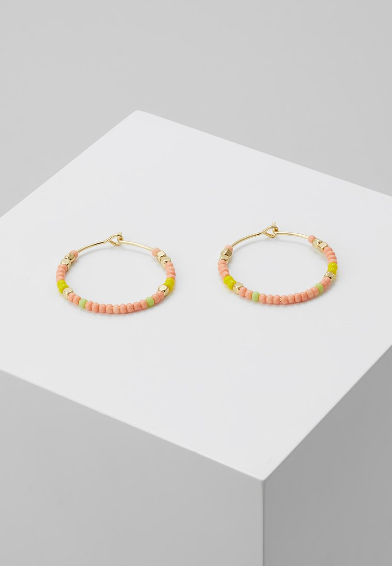 Pilgrim - EARRINGS SELENA - Oorbellen - gold-coloured