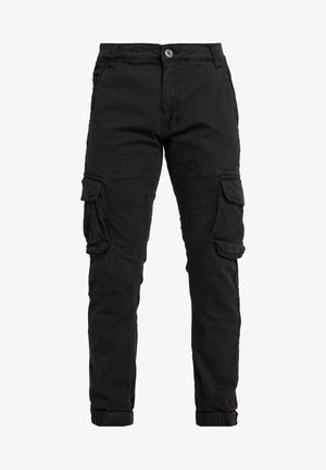 ARMY PANT - Cargo trousers - black
