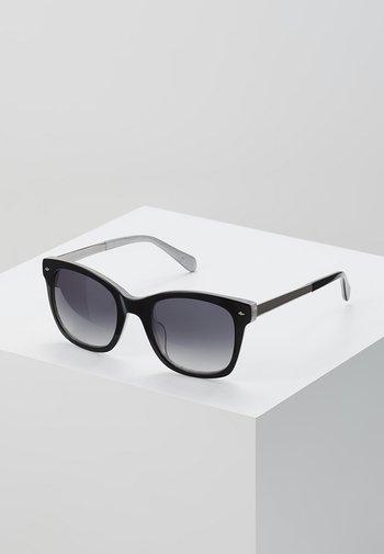 Sunglasses - black/whte