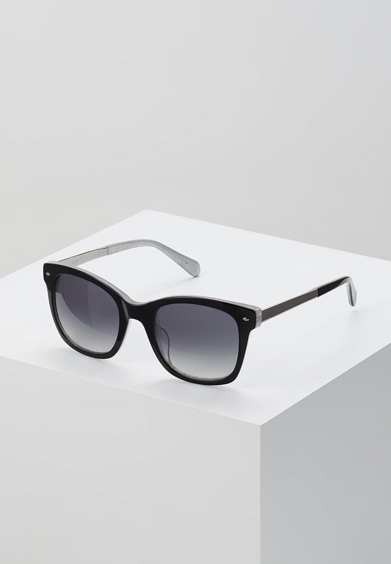 Fossil - Sunglasses - black/whte