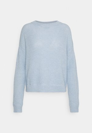 VMIMAGINE O NECK - Jumper - blue