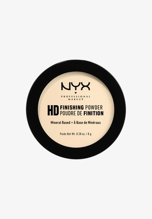 HIGH DEFINITION FINISHING POWDER - Fixeerspray & -poeder - 2 banana