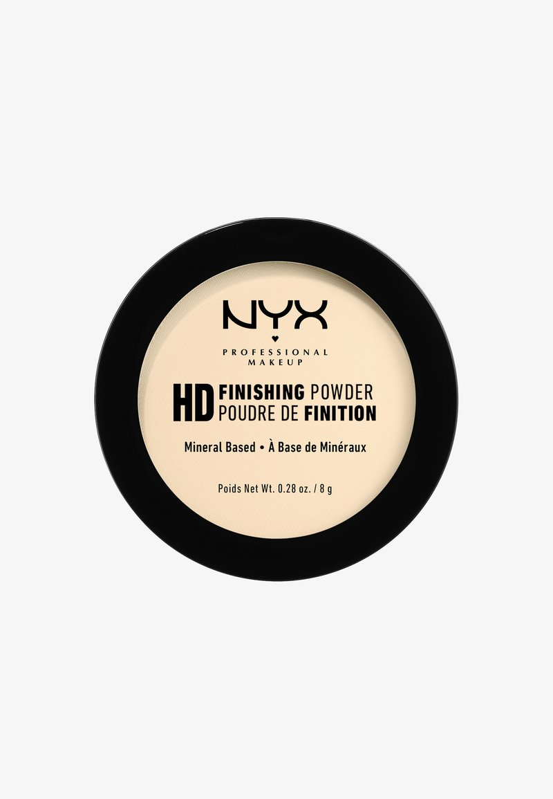 Nyx Professional Makeup - HIGH DEFINITION FINISHING POWDER - Setting spray & powder - 2 banana