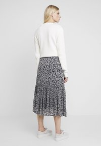 Part Two - LONDEASE - Pleated skirt - dark blue - 2