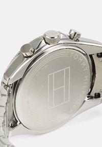 Tommy Hilfiger - PARKER - Watch - silver-coloured/black - 3